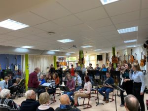 Meander Bigband – Workshop 2